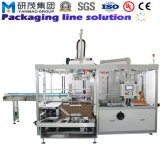Automatic Carton Box Case Packing Packaging Machine with Erecting Sealing Palletizing
