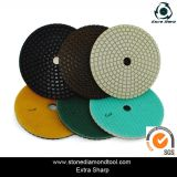 High Quality Diamond 3 Step Wet Polishing Pads
