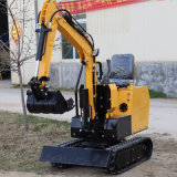 1000kg Hydraulic Mini Excavator Digger/Digging Machine with Competitive Prices
