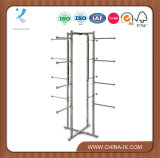 Lingerie Display Rack with Round Tubing Arms
