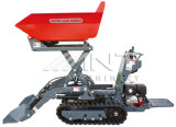 By800 Mini Tractor with Plow Truck with Track Mini Excavators Powered Hand Cart
