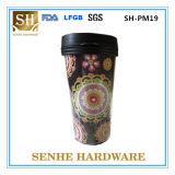 Eco-Friendly Cheap Coffee Plastic Travel Mug