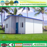 Prefab Prefabricated Outedoor Portable Mobile Container Guard House Home Office