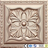 Interior Decoration WPC Leather Carving with Ce Certificate for Wall