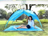 Rainstorm Camping and Thickening of Outdoor Double Camping Tents