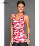 Cotton Print Sport Women Tank Top