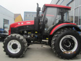 120HP 4WD Tractor Price List with AC Cab