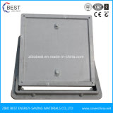 Composite Square 600X600mm Manhole Cover with Portable and Weatherability