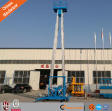Aerial Hydraulic Aerial Work Platform with Four Wheel