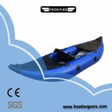 2 Person New Fishing PVC Material Canoe Inflatable Kayak