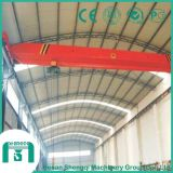 15 Ton Single Girder Explosion Proof Overhead Crane