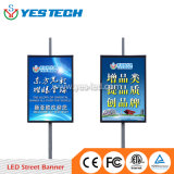 P4.8, 5.9 Outdoor LED Street Banner