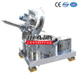 LGZ Automatic Scraper Bottom Discharge Centrifuge Machine