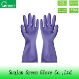 Cheap Purple Household Gardening Gloves