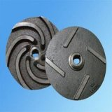 Stainless Steel CNC Machining Pump Impeller (Investment Casting)