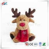 Moose Stuffed Animal Christmas Moose Deer Stuffed Animal Toys Reindeer Decorations
