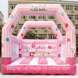 New Design Inflatable Hello Kitty Bouncer for Kids Fun