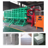 EPS Foam Block Moulding Machine with Vacuum