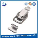 Sheet Metal Steel Stamping Blank Connect Buckle with Powder Coating