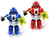 83003vs-Infrared Remote Control Battle Robot 2-Piece-Set, Model Fcp