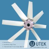 Glass Fiber Reinforced Nylon Axial Fan for Engineering Cooling