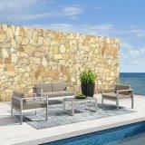 Outdoor Garden Furniture Aluminum Leisure Chair Patio Sofa Set