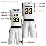 Sportswear Uniforms Sublimated Wholesale Custom Cheap Stitched Basketball Uniform Set