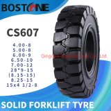 Factory Supply Industrial Forklift Tyres 6.50-10 5.00-8 6.00-9 28X9-15 Solid Tire