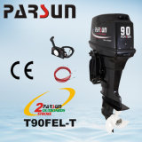 T90FE 90HP 2-stroke remote control outboard motor