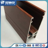 Thermal Insulation 6063 T5, T6 Aluminum Window Frame Profile