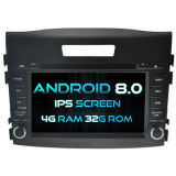 Witson Eight Core Android 8.0 Car DVD for Honda New Cr-V 2012 4G ROM 1080P Touch Screen 32GB ROM IPS Screen