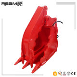 Rsbm 600-2000mm Grab Bucket for Mini Excavator
