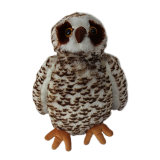 Kids Soft Fabric Plush Animal Owl Toy Gift