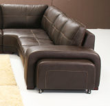 Home Sofa Modern Sofa Leather Sofa 6047#