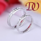 New Europe 100% 925 Sterling Silver Finger Ring Engagement Wedding Jewelry