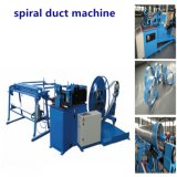 Spiral Tube Forming Machine for Round Pipe Duct Making Working
