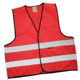 Waterproof Hi Vis LED Reflective Safety Vest for Road Safety Reflecting Vest with LED Light