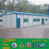 Customized Light Steel Structure EPS Sandwich Panel Prefabricated House for Temporary Offices