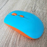 New Arrival Cheap 4D Wireless Colorful Mouse