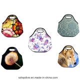 Wholesale Designer Neoprene Material Adult Lunch Cooler Tote Bag