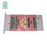 China Factory Cheap Price Laminated PP Woven Rice Flour Feed Fertilizer Bag