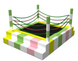 Boxing Trampoline Electric Soft Play for Toddlers Playground