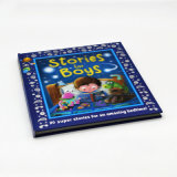 Stories for Boys 3D Cover Hardcover Book Printing