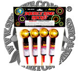 Double Ring Rocket Fireworks Factory Direct Price