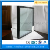Triple Silver Low E Coating 6/12/6 Warm Edge Insulated Glass