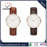 Custom Genuine Leather Nato Nylon Strap Luxury Stainless Steel Watches