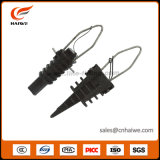 Anchoring Clamp for Power Fitting