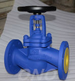 DIN Flange End Bellow Carbon Steel Globe Valve