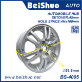 Alloy Wheel New Design Aluminum Hub
