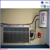 Split Active Heat Pipe Solar Heater System